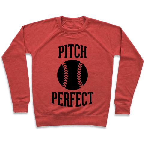 Pitch Perfect Pullover