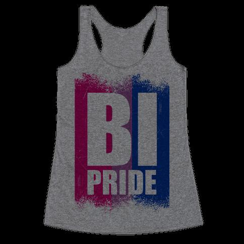 Bi Pride Racerback Tank Top