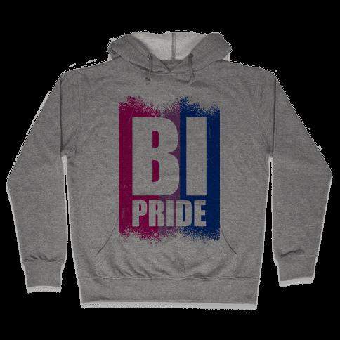 Bi Pride Hooded Sweatshirt