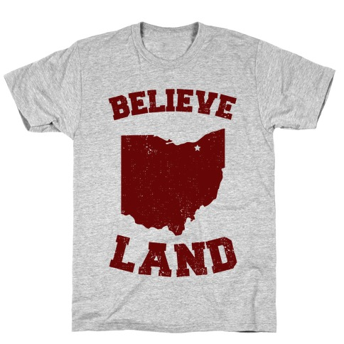 Believe Land T-Shirt