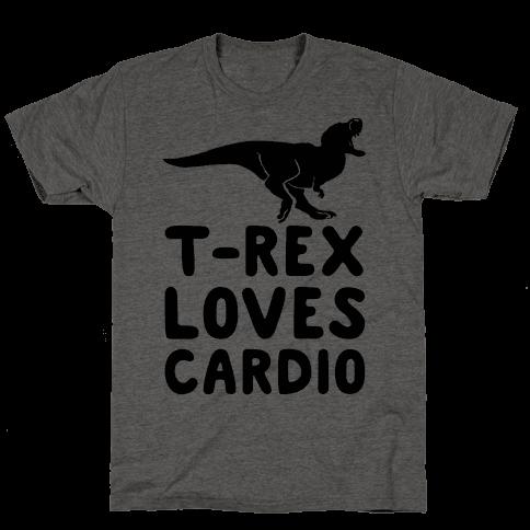 T-Rex Loves Cardio