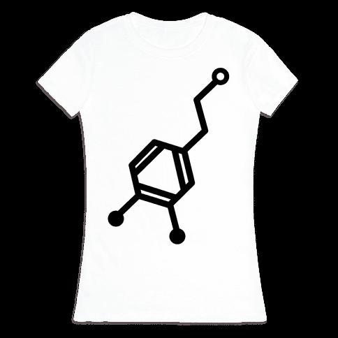 Dopamine Womens T-Shirt