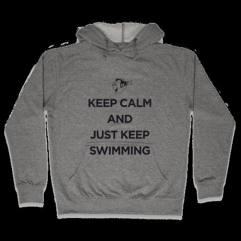 Keep Swimming (Dory) Hooded Sweatshirt