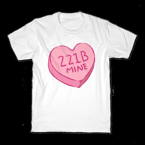221B Mine Kids T-Shirt