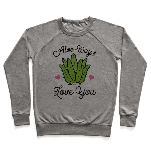 Aloe-Ways Love You Pullover