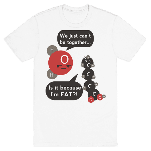 I'm Fat Mens T-Shirt