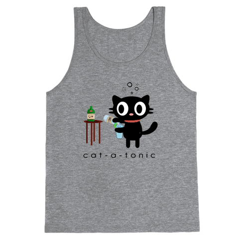 Cat-a-Tonic Tank Top