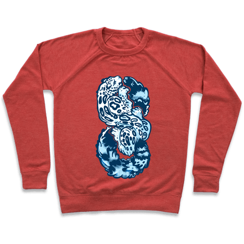 Infinity Snow Leopard (Alternate) Pullover