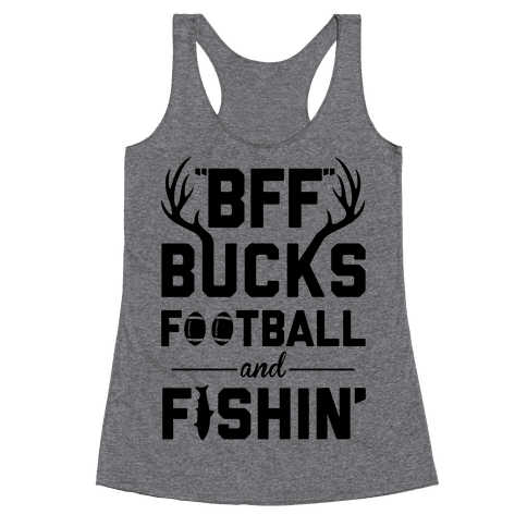 Country BFF Racerback Tank Top