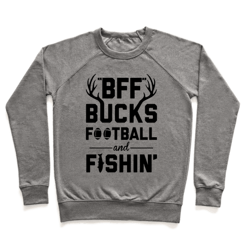 Country BFF Pullover