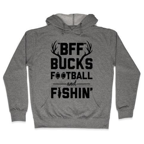 Country BFF Hooded Sweatshirt