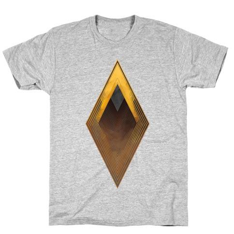 Golden Diamond T-Shirt