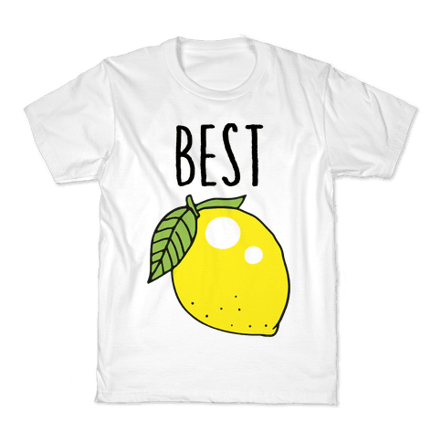 Best Friends: Lemon Kids T-Shirt