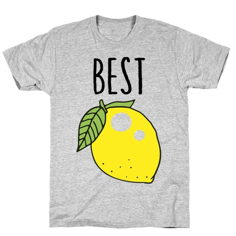 Best Friends: Lemon T-Shirt