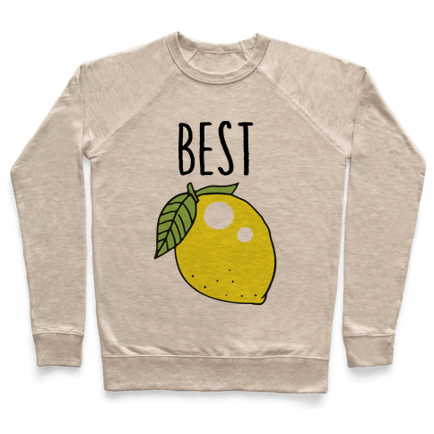 Best Friends: Lemon Pullover