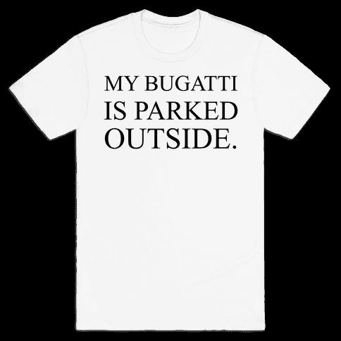 My Bugatti Shirt