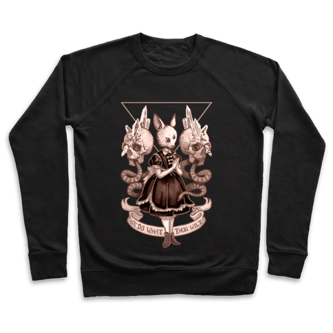 Do What Thou Wilt Pullover