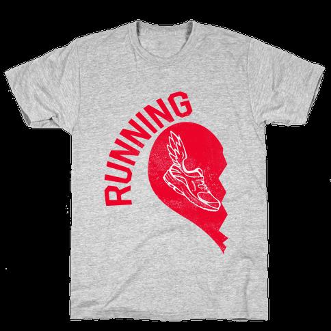 Running Partners (Pt.1) Mens T-Shirt