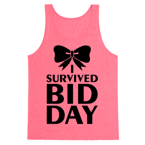 I Survived Bid Day