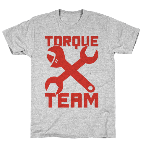 Torque Team Mens T-Shirt
