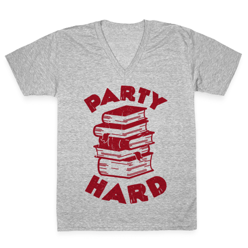 Party Hard (Books)
