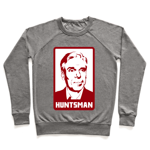 Jon Huntsman for 2012 Pullover