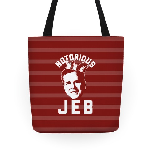 Notorious JEB Tote