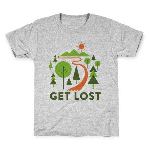 Get Lost Kids T-Shirt