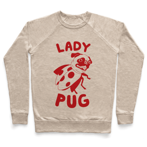 Lady Pug Pullover