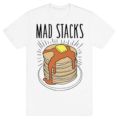 Mad Stacks Mens T-Shirt