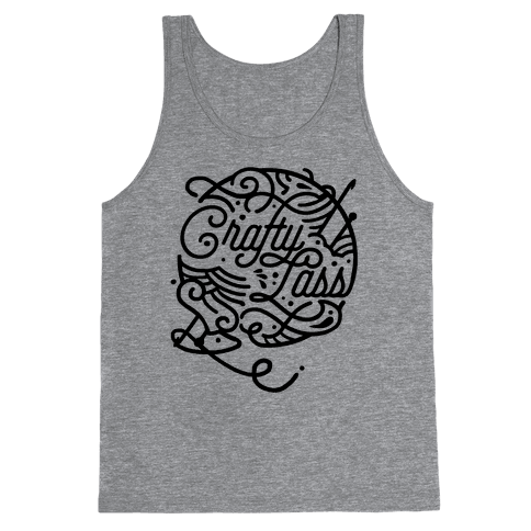 Crafty Lass Tank Top