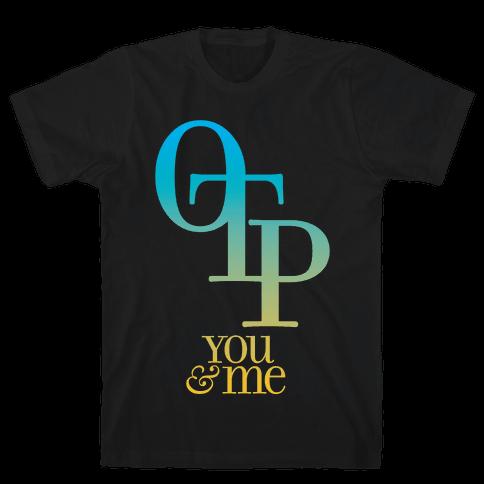 OTP - You & Me Mens T-Shirt