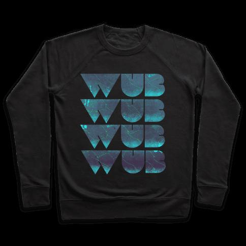 Wub Wub Wub (Dark) Pullover