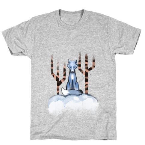 Blue Fox T-Shirt