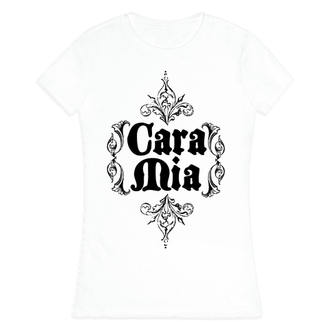 Cara Mia Womens T-Shirt
