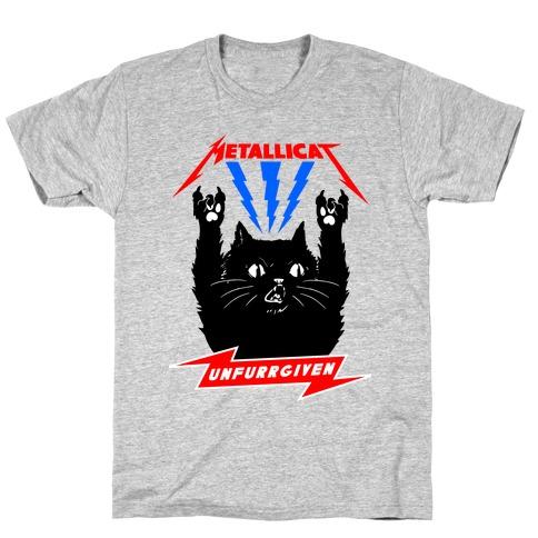 Metallicat Unfurrgiven T-Shirt