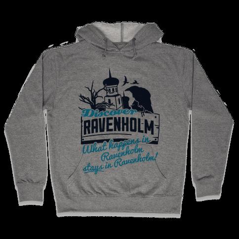 Discover Ravenholm Hooded Sweatshirt