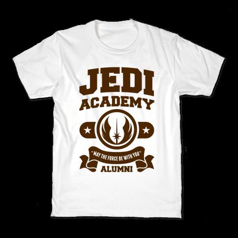 Jedi Academy Alumni Kids T-Shirt