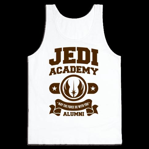 Jedi Academy Alumni Tank Top