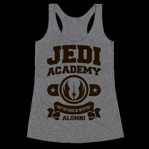 Jedi Academy Alumni Racerback Tank Top
