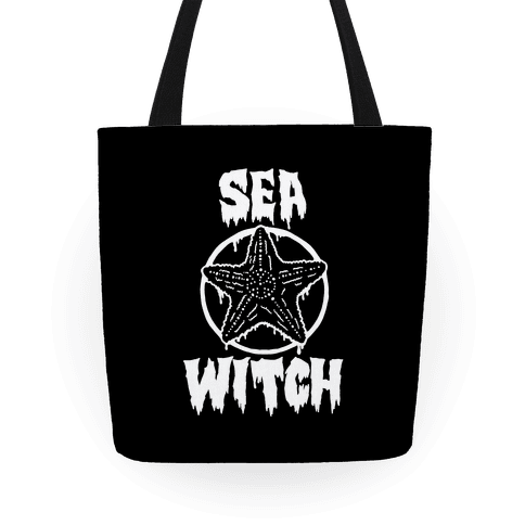 Sea Witch Tote