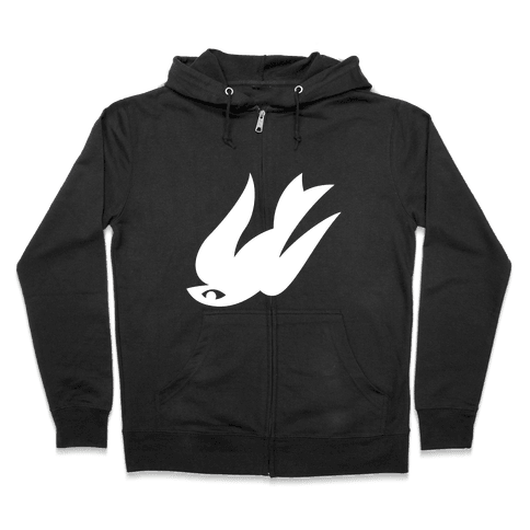 The Bird Zip Hoodie