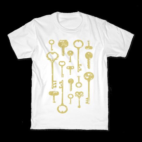 Keys Kids T-Shirt