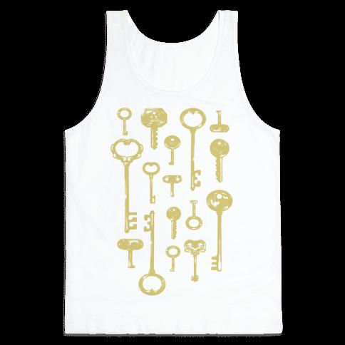 Keys Tank Top