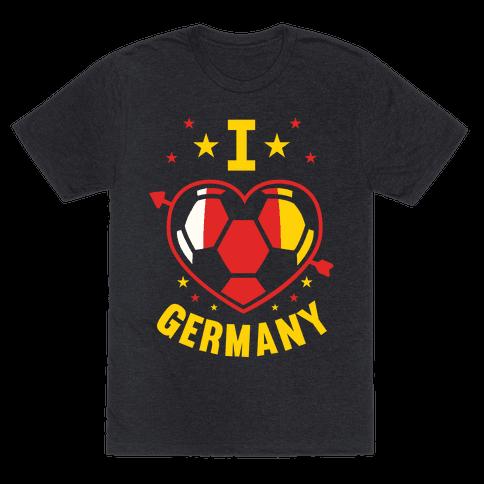 I Love Germany (Soccer)
