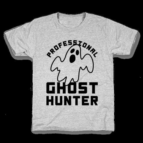 Professional Ghost Hunter Kids T-Shirt
