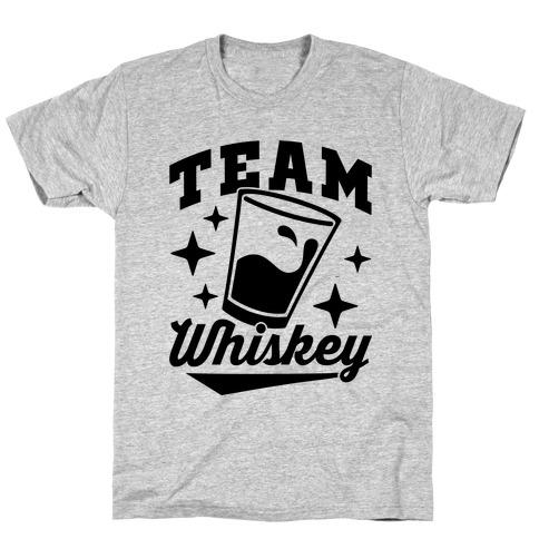 Team Whiskey T-Shirt