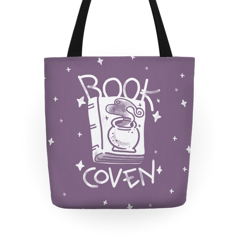 Book Coven Tote