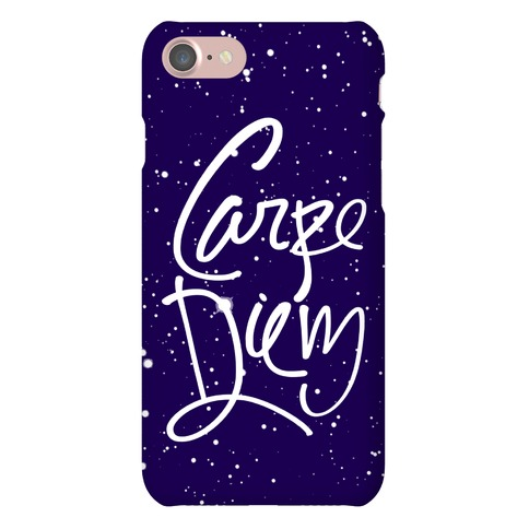 Carpe Diem Phone Case