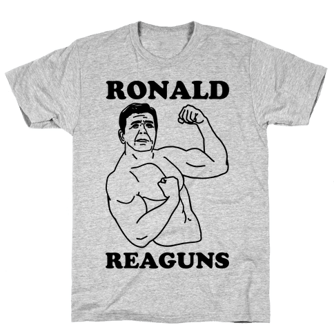 Ronald Reaguns Mens T-Shirt